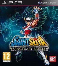 PS3 Spiel Saint Seiya - Sanctuary Battle NEUWARE