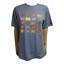 Multi Union Jack Designer T shirt