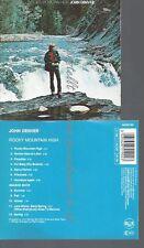 CD--JOHN DENVER--ROCKY MOUNTAIN HIGH
