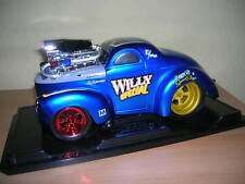 Maisto Muscle Machines 1941 Willys Dragster Custom Car, 1:18