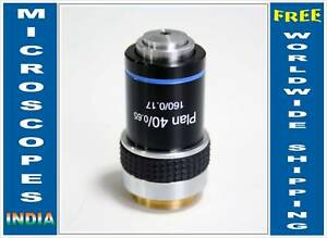 PLAN-Compound-Microscope-Replacement-Objective-40x-Spring-Loaded