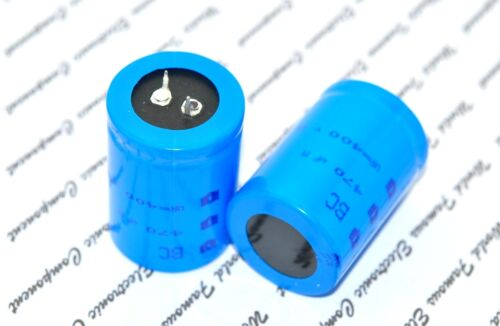 470µF PHILIPS 057 470uF 400V Power Snap-In Capacitor-222205756471 1pcs-BC