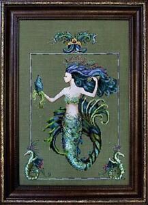 Mirabilia Cross Stitch Bluebeard's Princess by Nora Corbett MD98