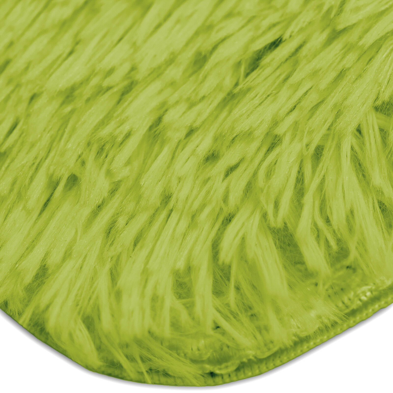 Tappeto in fibra a misure pelo lungo in diverse misure a Coloreeei per salotto casa ufficio cd8183