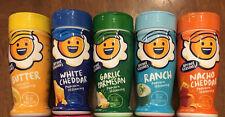 5 Kernel Season's Sampler seasons Potato Popcorn Seasoning 5 flavor sampler