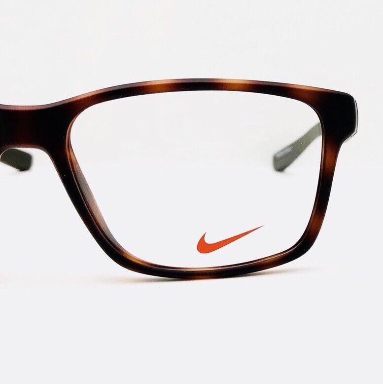 ad08fe85f4501 Eyeglasses Nike 7091 INT 200 Matte Tortoise cargo Khaki for sale online
