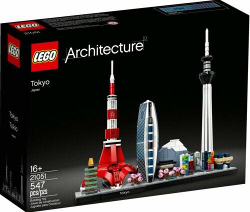 21051 LEGO Architecture Skylines Tokyo