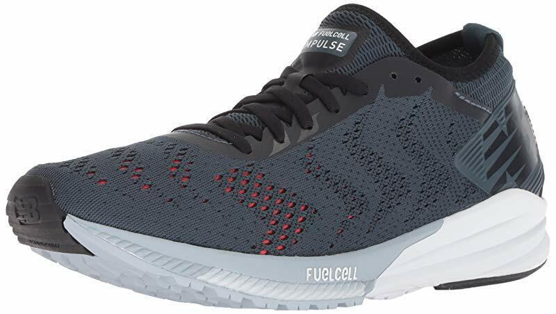 New New New Balance Men's Impulse V1 FuelCell Running shoes, Dark Grey, 12 D US f33520