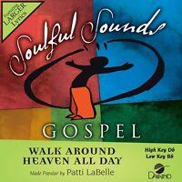 Patti Labelle - Walk Around Heaven All Day - Accompaniment Cd
