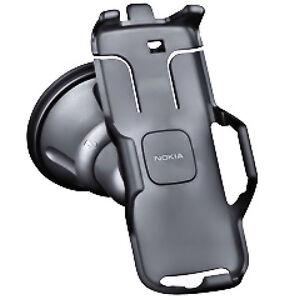 Nokia-KFZ-Auto-Handy-Halter-CR-119-Saugfuss-HH-20-fuer-5230-5800-Xpress-Music