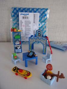 Détails sur Playmobil compléments & accessoires - 6556 chambre enfant (City  Life) - NEUF- afficher le titre d\'origine