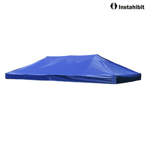 10x20ft-EZ-Pop-Up-Canopy-Top-Replacement-Patio-Pavilion-Sunshade-Tent-Cover