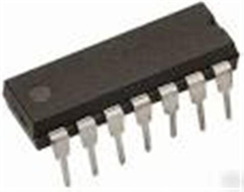 OP AMP PACK OF 5 LM324N 14 PIN DIP