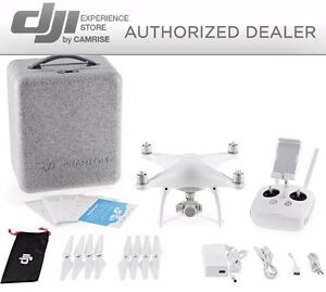 DJI Phantom 4 Quadcopter with 4K Camera, Remote Included Certified...