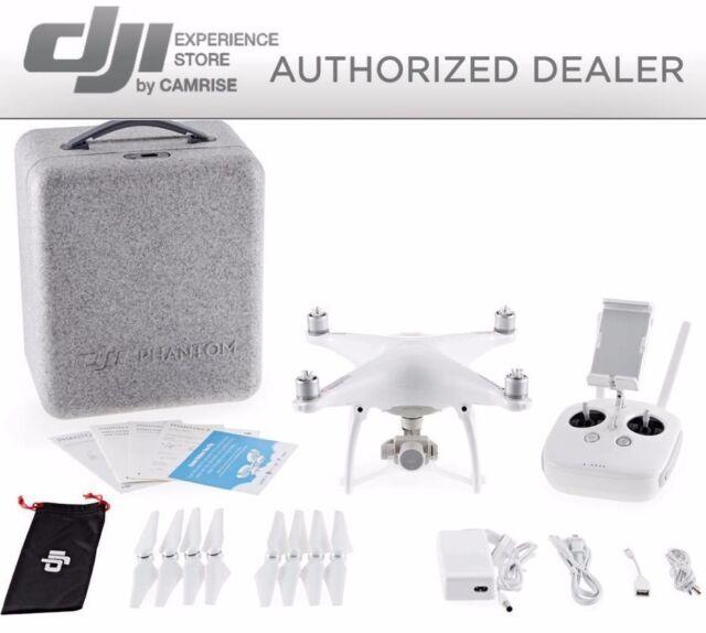 DJI Phantom 4 Quadcopter with 4K Camera, Remote