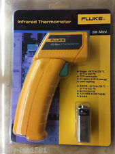 1pcs New Fluke 59 Handheld Laser Ir Infrared Thermometer Gun Temperature Meter T