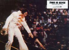 ELVIS PRESLEY 1981 THIS IS ELVIS VINTAGE LOBBY CARD #3