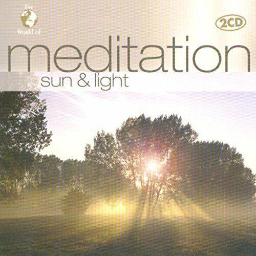 World of Meditation (#zyx11417) | 2 CD | Sun & light ...