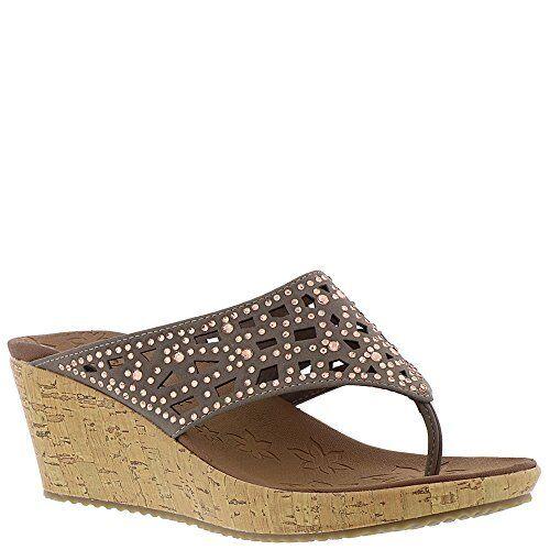 Skechers Cali Womens Beverlee Wedge Sandal Select SZ//Color.