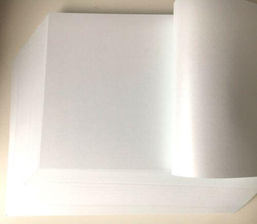 10 A4 Perla De Hielo Plata Con Textura Brillo Centura tarjeta 300gsm 2 lados compra 2+1 Gratis