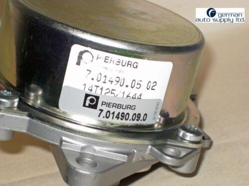 7.01490.09.0 PIERBURG Mini Cooper Power Brake Booster Vacuum Pump NEW OEM