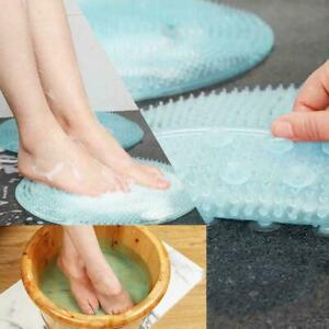 Massager-Scrubber-Floor-Foot-Cleaner-Pad-Brush-with-Suction-Cups-Portable-Y0O9