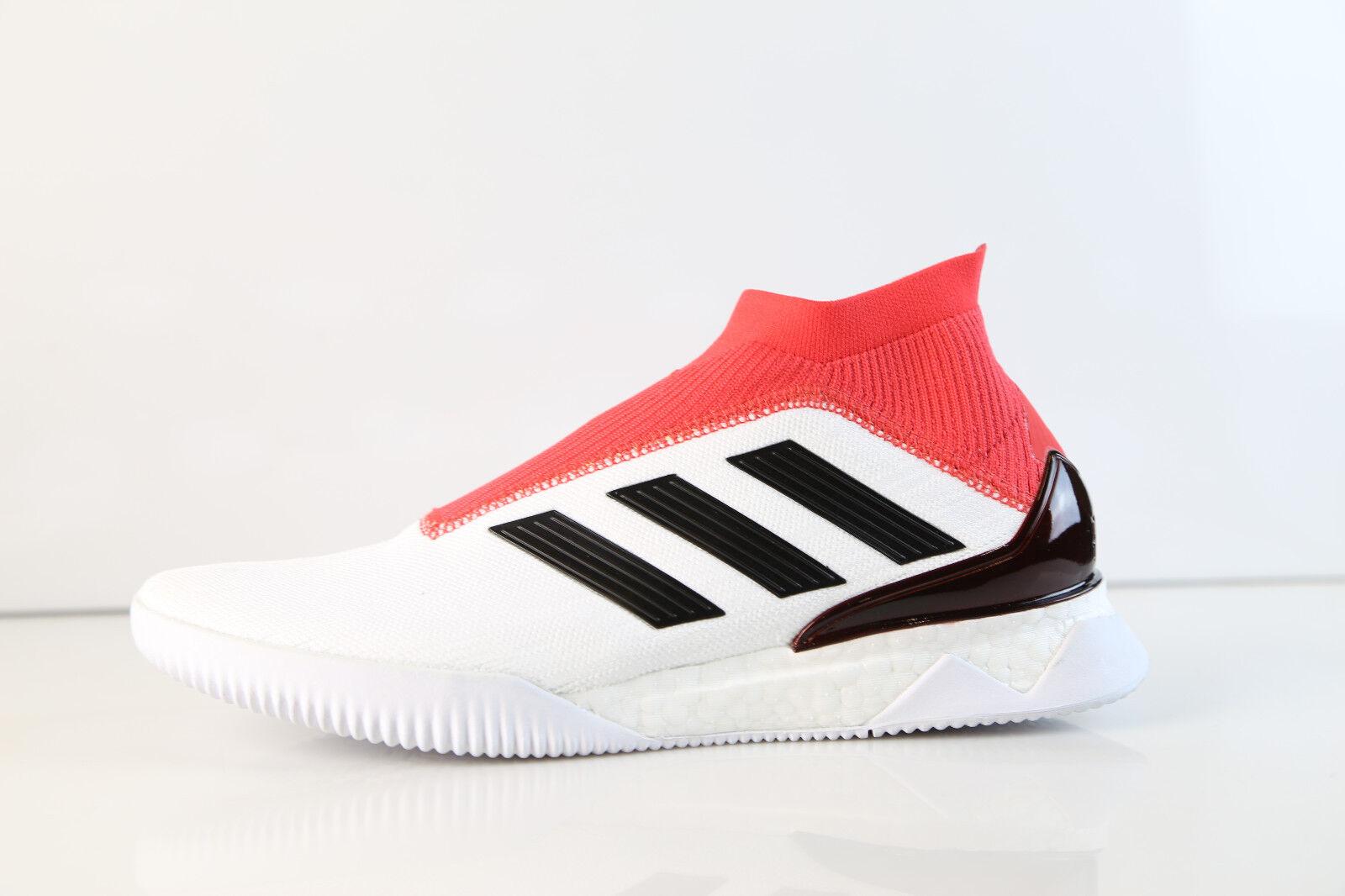 Adidas Predator Tango 18 + TR bianca Rosso Rosso Rosso Coral CM7686 8-12 boost ultra ec4f30