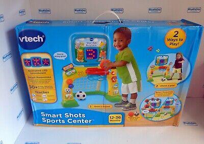 Yellow 80-156361 VTech Smart Shots Sports Center New D0