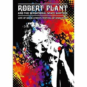ROBERT-PLANT-LIVE-AT-DAVID-LYNCH-039-S-FESTIVAL-OF-DISRUPTION-Blu-ray-from-Japan