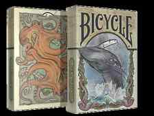 Bicycle Sea Creatures Deck by Seven Seas Master Collection brand new