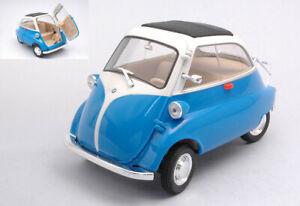 Modello-Auto-1-18-Welly-BMW-Iso-Isetta-250-amp-Diecast-modellcar-statico-MODELLAUTO