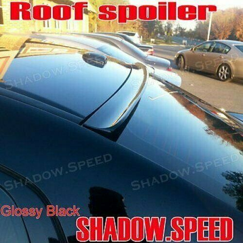 Stock 280 BRS Type Rear Roof Spoiler Wing For 2007-12 Lexus ES350 240 xv40 Sedan
