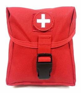 Platoon-Medical-IFAK-First-Aid-Kit-Pouch-Red