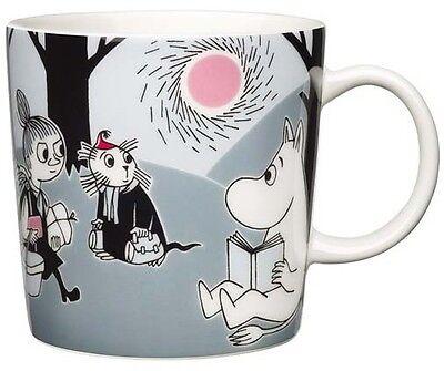 Moomin Mug New Adventure Move Muutto 2013 Arabia Finland