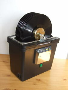 Vinyl-ULTRASONIC-RECORD-CLEANER-DIY11-with-automatic-drive