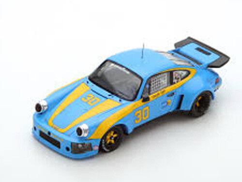Spark Model 43SE77 Porsche 911 RSR  30 Winner Sebring 12H 1977  NEW