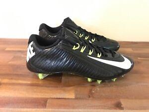 74e5800b2c4e Nike Vapor Carbon Elite TD Football Cleats Black 631425-011 Men Sz ...