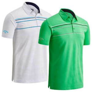 Callaway-Engineered-Chest-Stripe-Golf-Polo-Shirt-New-For-2020