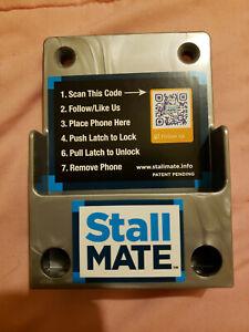 Restroom stall door lock by Stallmate | eBay