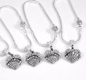 Image Is Loading 4 Sisters Bracelet Set Huge Sister Gift