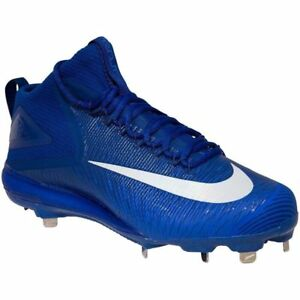 Nike Trout 3 Pro 856498-447 Mens Cleats Blue /& White
