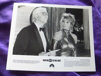 VHS - The Naked Gun 2 1/2 (2,5) Leslie Nielsen-COMEDY