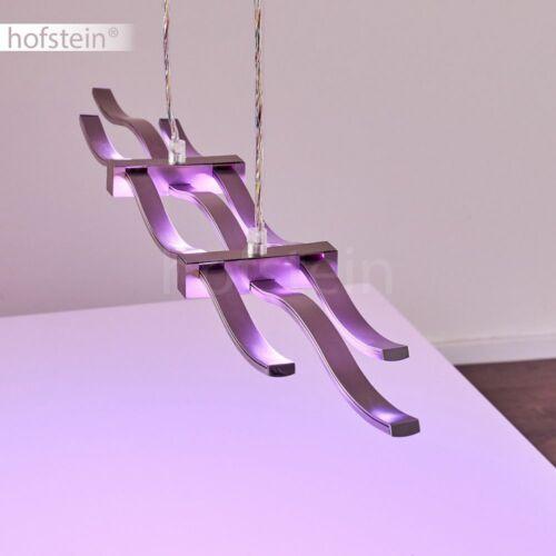 LED RGB Wohn Ess Schlaf Zimmer Leuchten dimmbar Pendel Hänge Lampe Fernbedienung