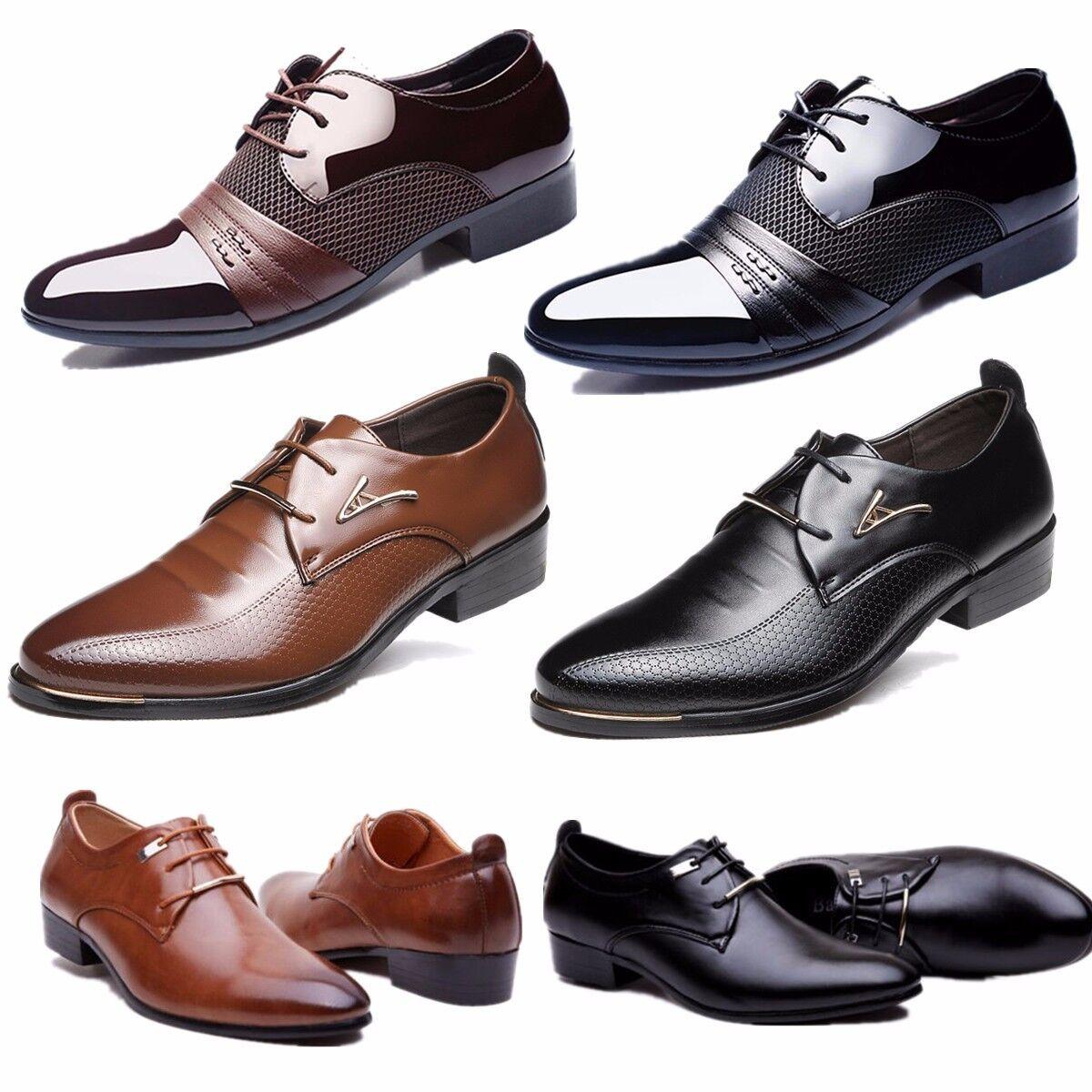 Hombre Vestir Zapatillas Cuero Zapatos Zapatillas Vestir Castellano Mocasines Formal ad74f5