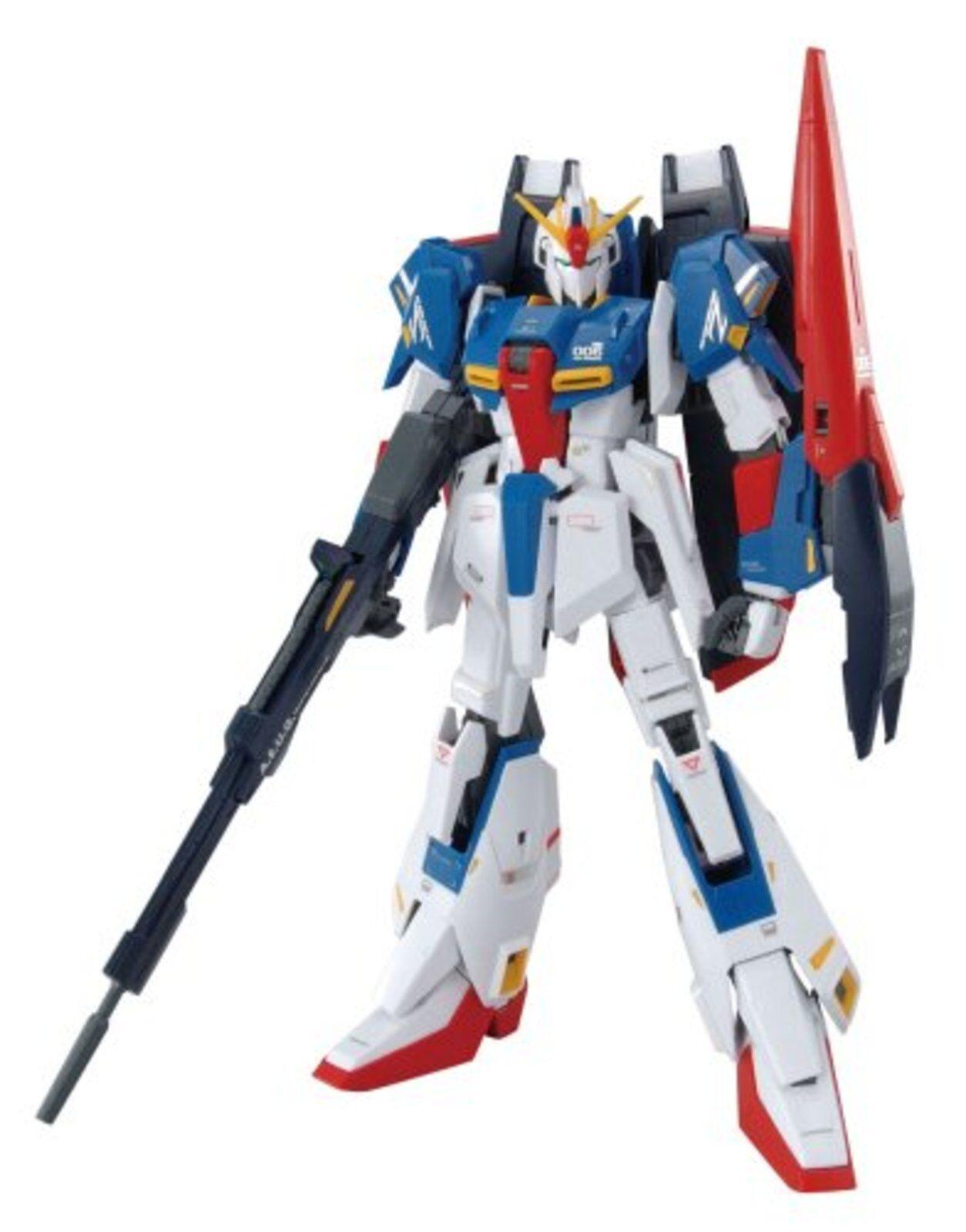 MG 1 100 Msz-006 Zeta Gundam Ver.2.0 HD color ( Móvil Compatible Z Gundam) F S
