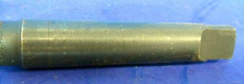 """CLE-FORGE 21//32/"""" TAPER SHANK DRILL 9/"""" OVERALL LENGTH *PZF* 2 FLUTE HS"""