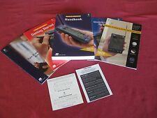 1998 Palm VII Organizer Handbook + Other Guides (See Ad)  - Manuals Only EXC