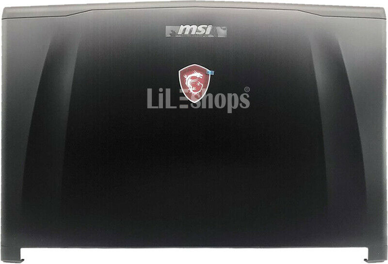 Screen back case for msi gp72m