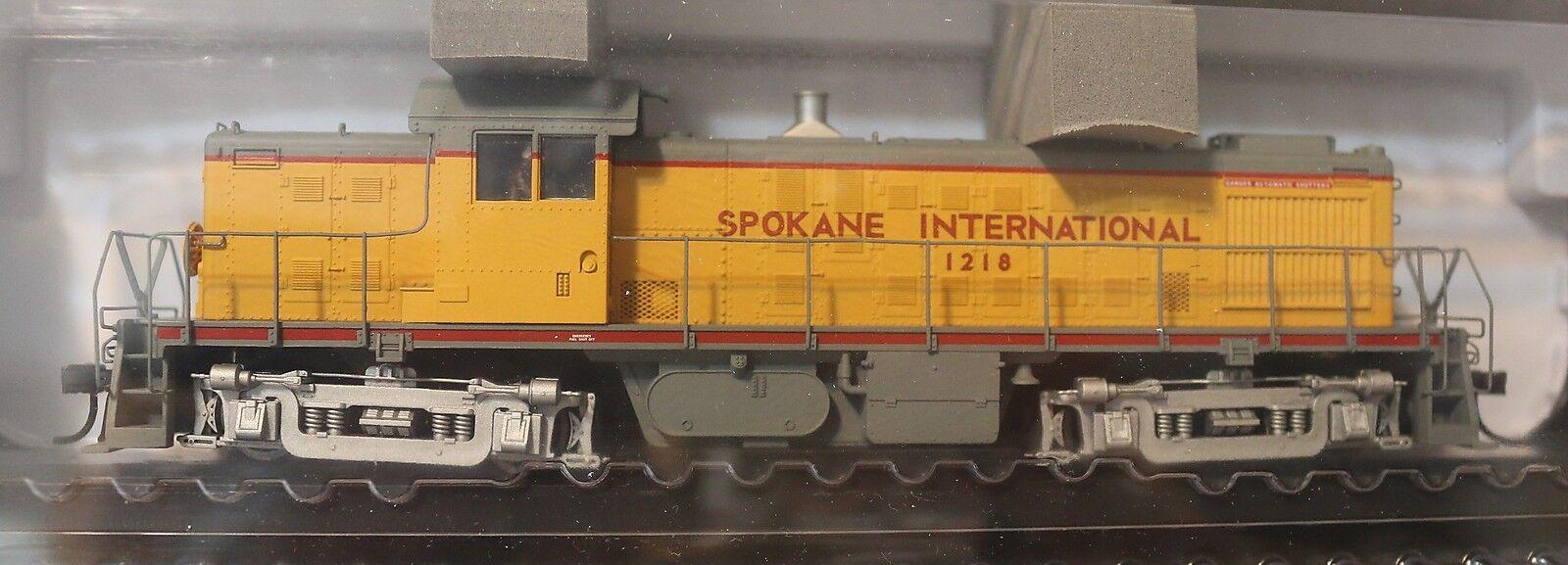 Atlas classeic oro HO Spokane International RS-1 Loco (w Lok suono)
