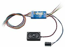 DIGITRAX SDxH166D HO PREMIUM DCC Motor & Sound Decoder & speaker MODELRRSUPPLY